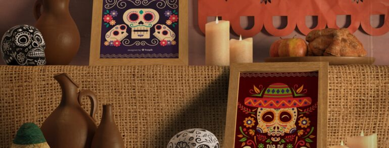 Day of the dead event
